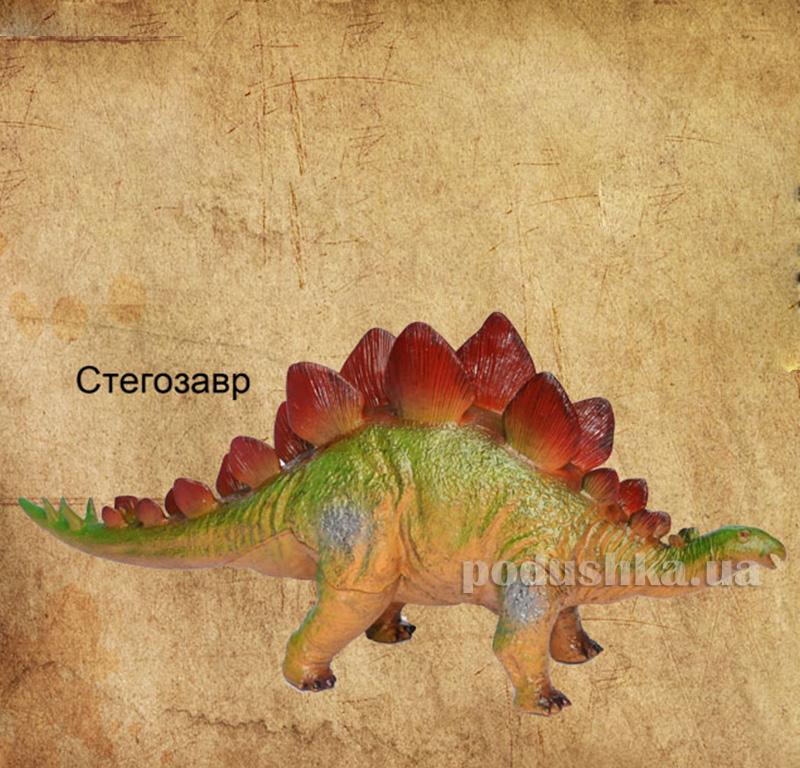 Игровая фигурка Динозавр Стегозавр HGL SV17875