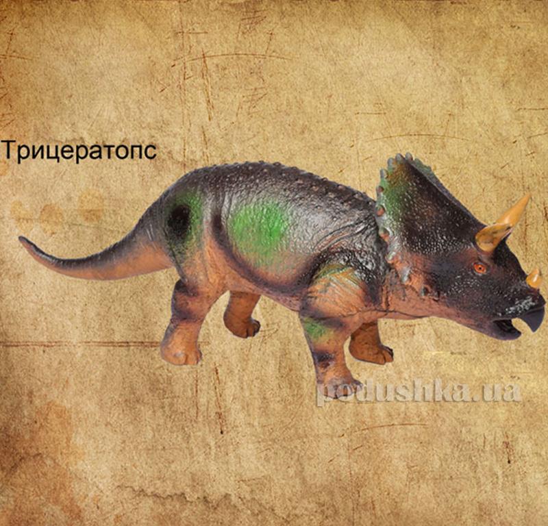 Игровая фигурка Динозавр Трицератопс HGL SV17877