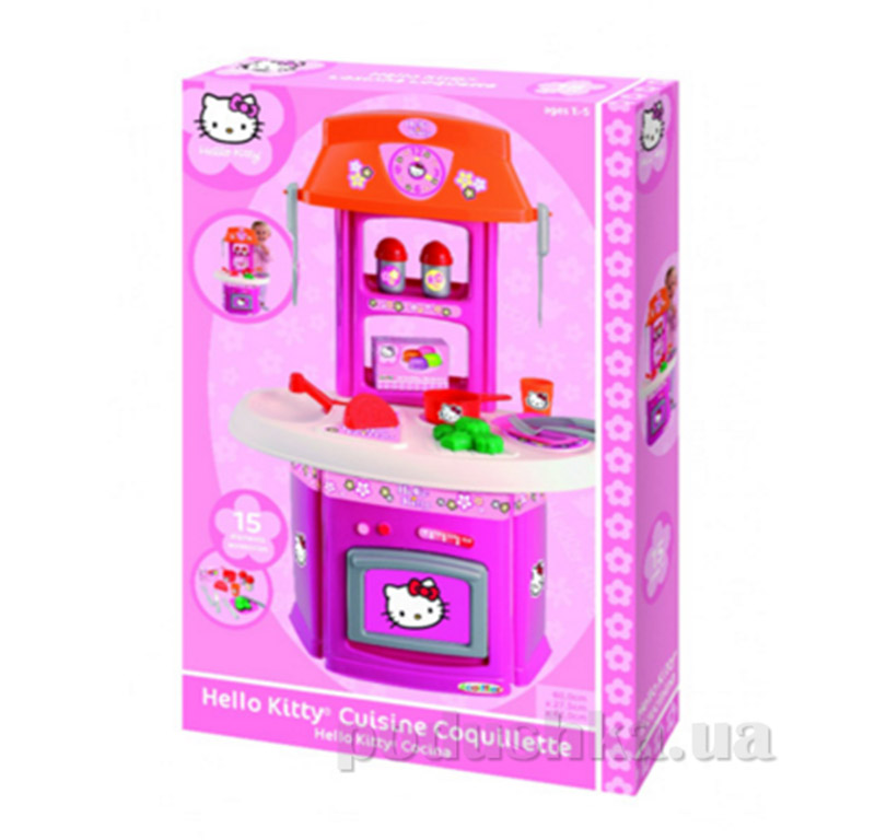 Игровая Кухня Hello Kitty