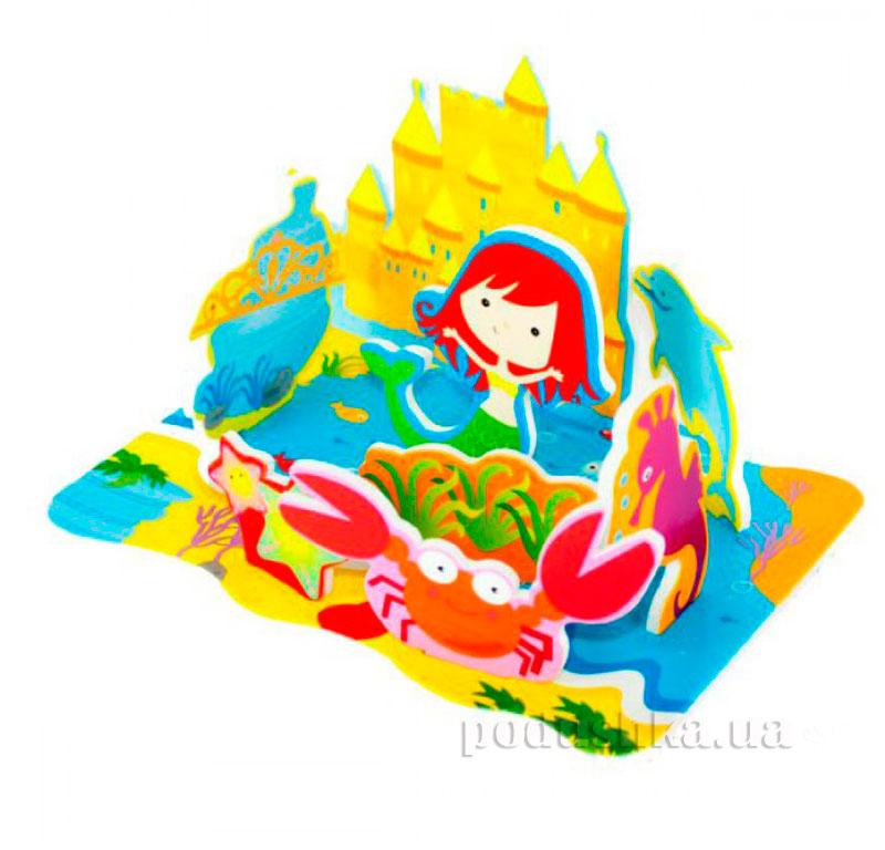 Игровой 3D набор для ванной Королевство Русалочки Meadow Kids MK 038