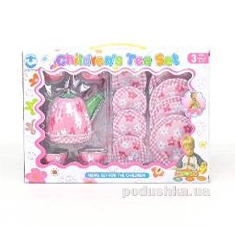 Игровой чайный набор из 13 предметов Tea Set Toys 457842LK