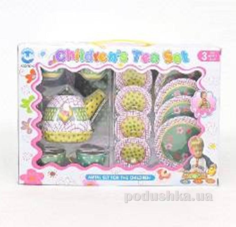 Игровой чайный набор из 13 предметов Tea Set Toys 457844LK