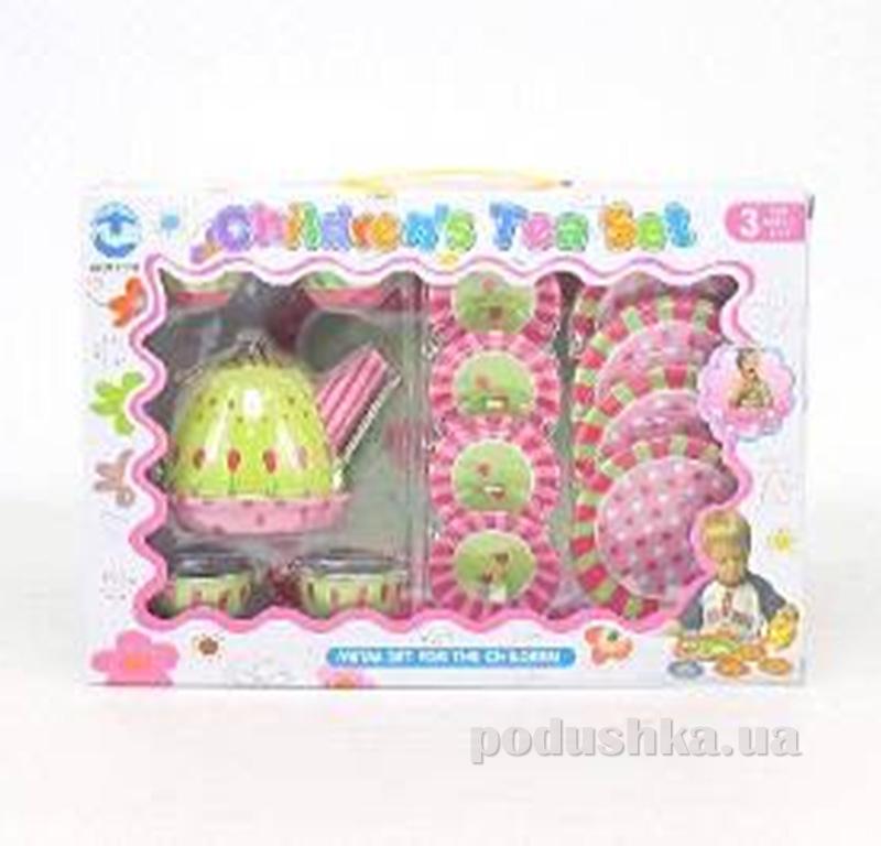 Игровой чайный набор из 13 предметов Tea Set Toys 457845LK