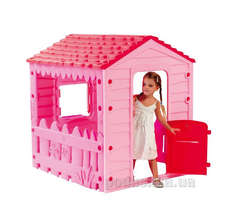Игровой домик StarPlay розовый 46-560