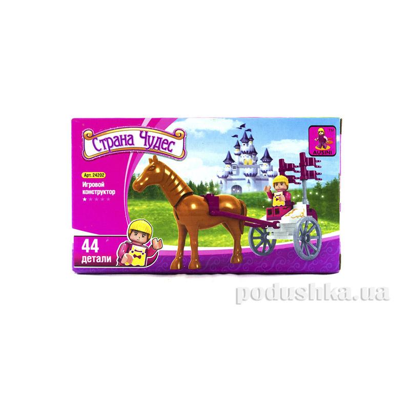 Игровой конструктор для девочек Повозка LEGO Ausini 24202