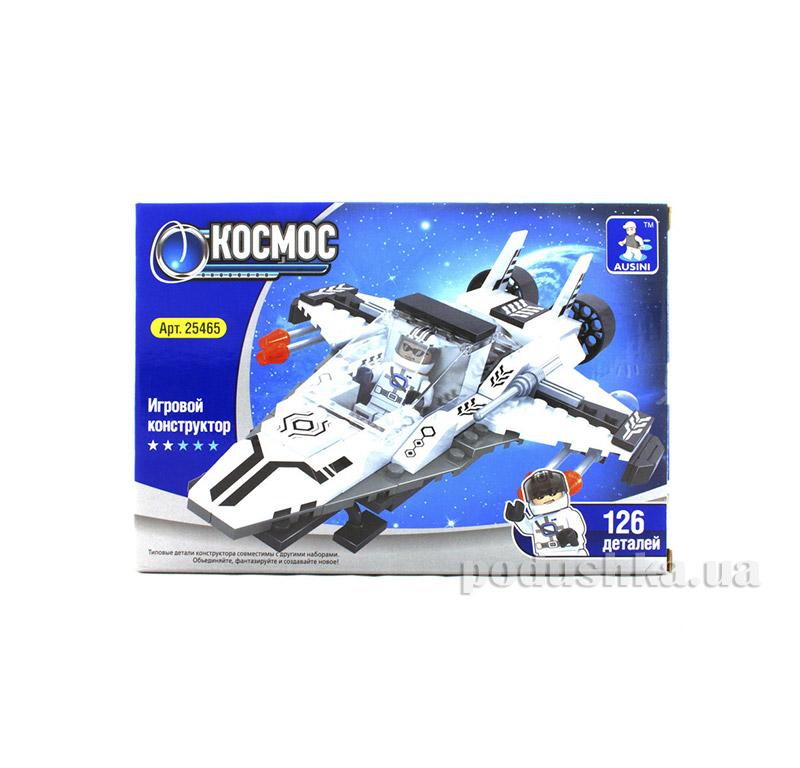 Игровой конструктор Космический истребитель LEGO Ausini 25465