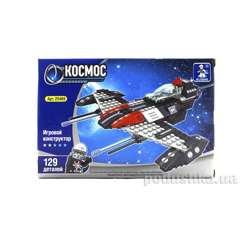 Игровой конструктор Легкий космический корабль LEGO Ausini 25469