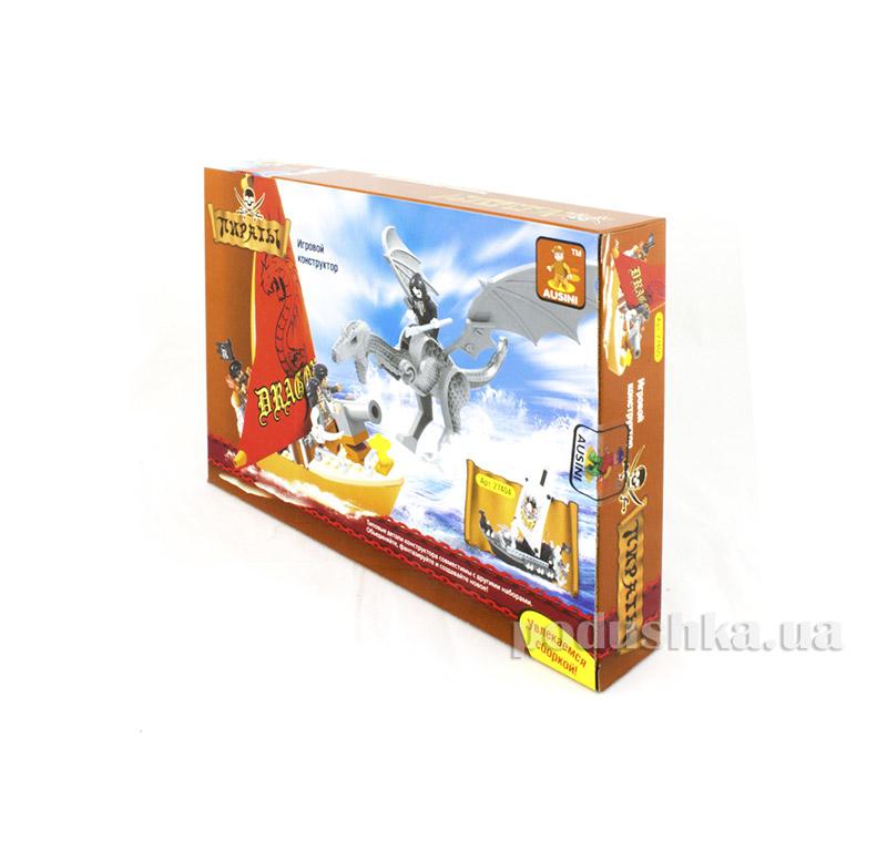 Игровой конструктор Пираты и дракон LEGO Ausini 27405
