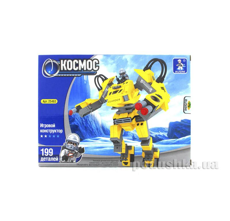 Игровой конструктор Робот Guarder LEGO Ausini 25463