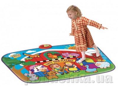 Игровой музыкальный коврик Touch&Play Ферма