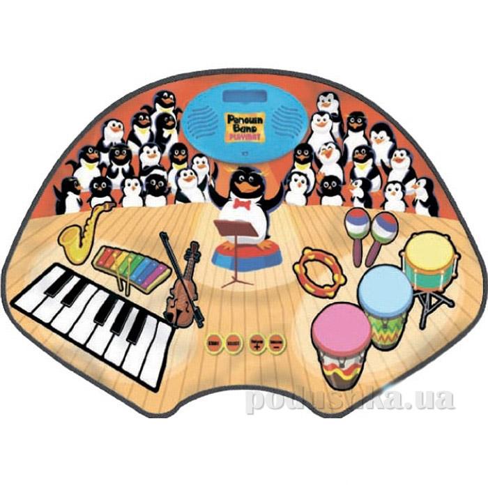 Игровой музыкальный коврик Touch&Play Пингвины-музыканты