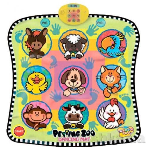 Игровой музыкальный коврик Touch&Play Танцуем вместе