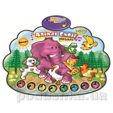 Игровой музыкальный коврик Touch&Play Животные
