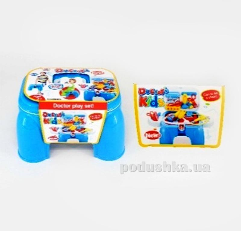 Игровой набор 2в1 Доктор-стульчик Kiddy Fun 547972LD-KF