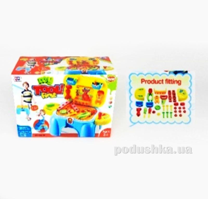Игровой набор 2в1 Механик-стульчик Kiddy Fun 547063PTO-KF