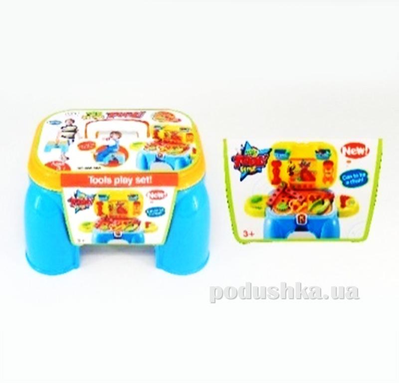 Игровой набор 2в1 Механик-стульчик Kiddy Fun 547969PTO-KF