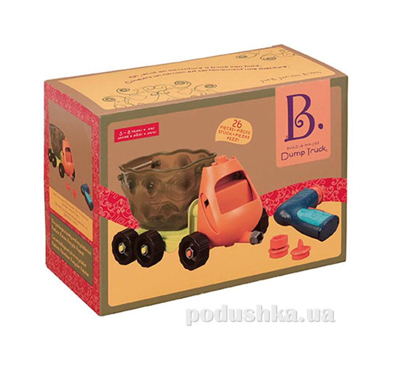 Игровой набор - Самосвал разбирай-ка (с дрелью) Battat BX1327Z