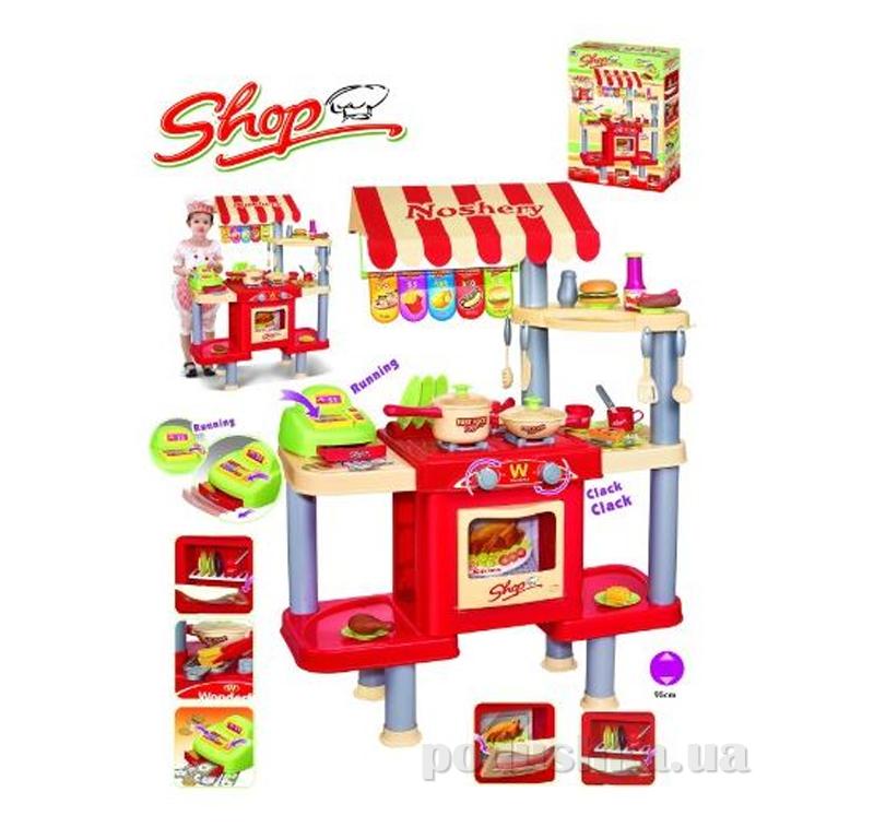 Игровой набор Bambi 008-33 Кухня-магазин ut-45591