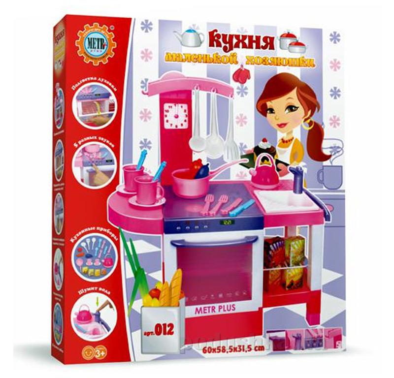 Игровой набор Bambi 012 Кухня ut-47366