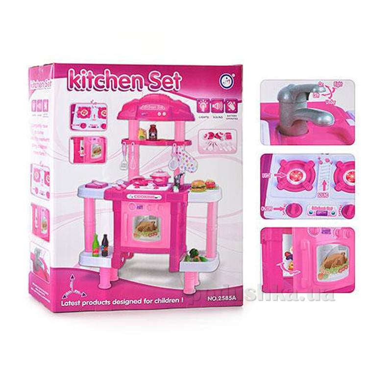 Игровой набор Bambi 3368 Кухня