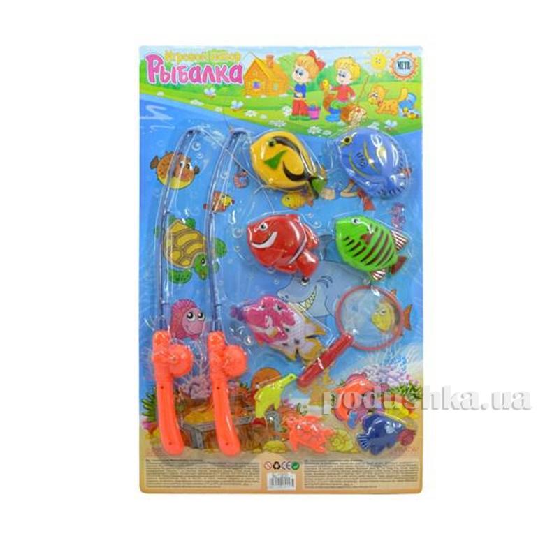 Игровой набор Bambi Рыбалка M 0044 U/R