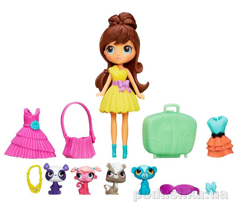 Игровой набор Блайс и зверюшки SPA-день Hasbro Littlest Pet Shop