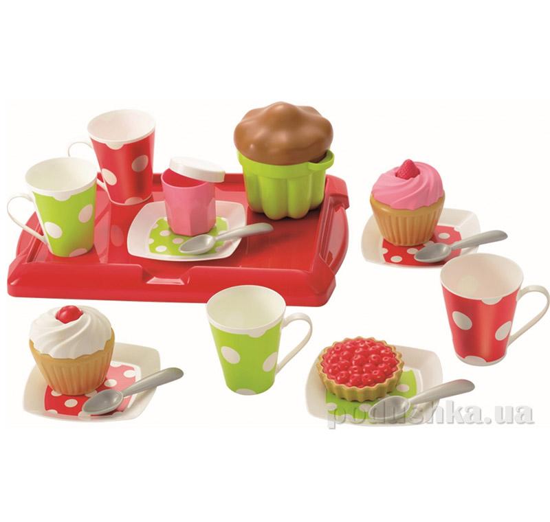 Игровой набор Chef-Cook Сладкий завтрак Ecoiffier 002611
