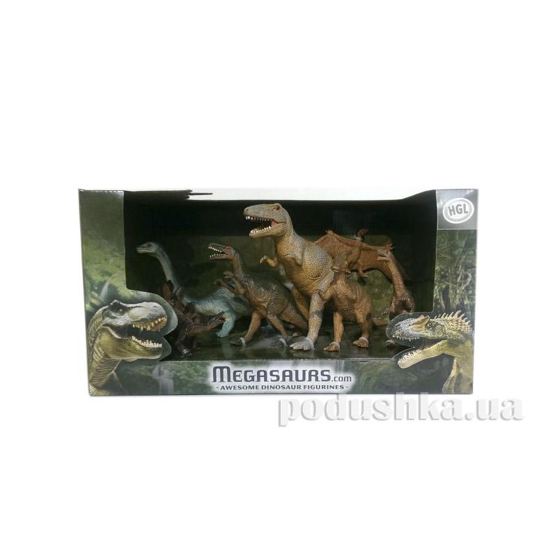 Игровой набор Динозавры HGL SV12179