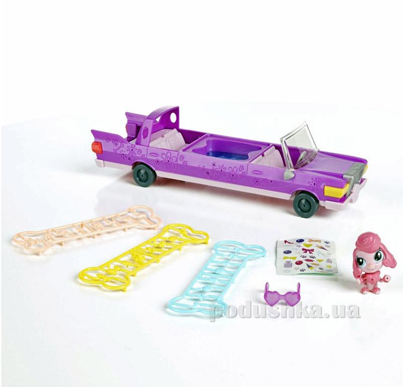 Игровой набор для девочки LPS Лимузин