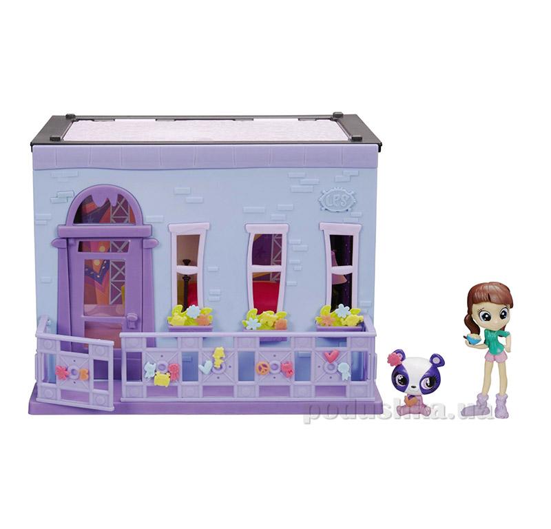 Игровой набор для девочки LPS Стильная спальня Блайс A9479