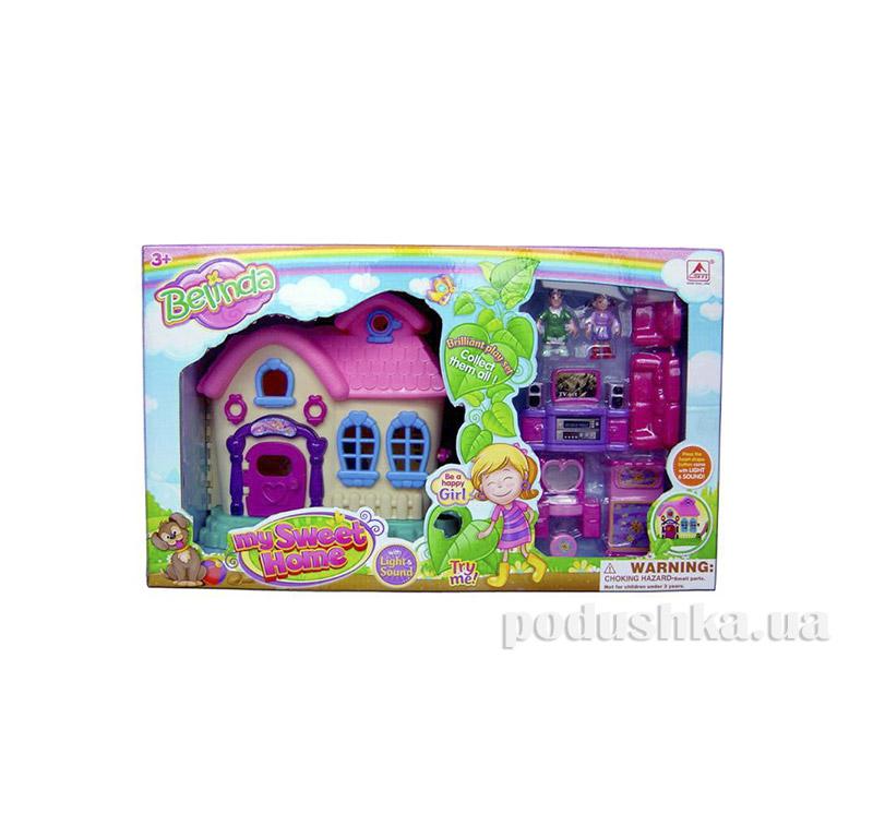 Игровой набор для девочки Мой милый дом  SFL 16639D