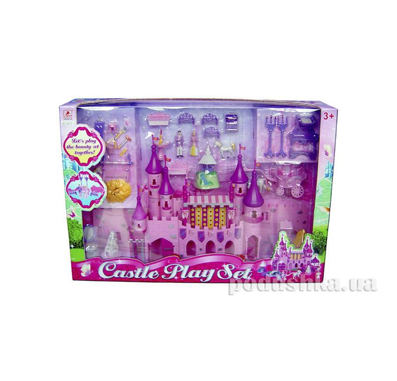 Игровой набор для девочки Замок SFL 16647