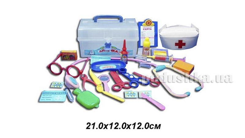 Игровой набор Доктор Аптечка Jambo 2551
