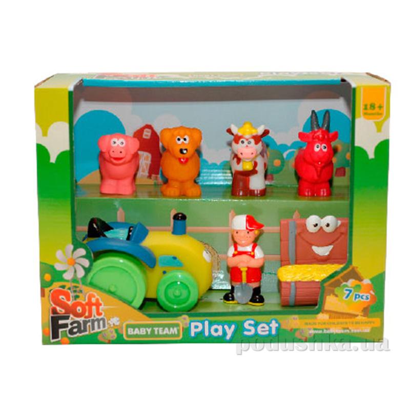 Игровой набор Ферма Baby Team AKT-8802