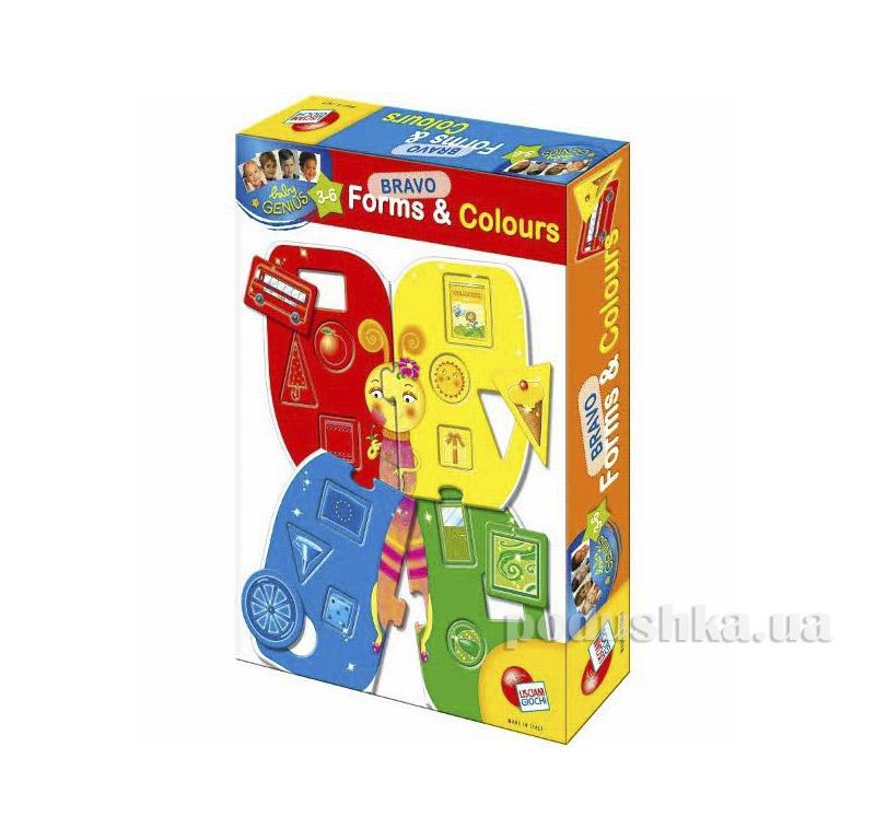 Игровой набор Формы и цвета Jambo 06030811