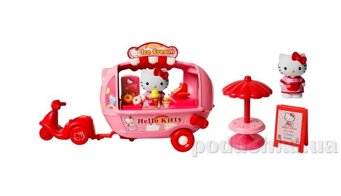 Игровой набор Hello Kitty Киоск Мороженое 65024-UN Unimax