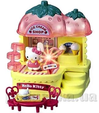 Игровой набор Hello Kitty Клубничное кафе-мороженое 290339