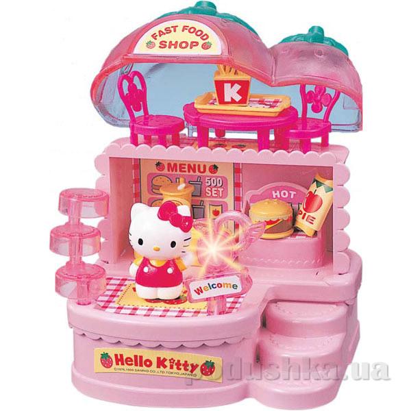Игровой набор Hello Kitty Клубничный фаст-фуд 290322