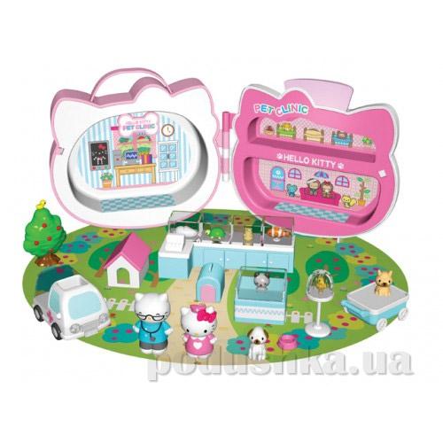Игровой набор Hello Kitty Ветеринарная клиника 290384