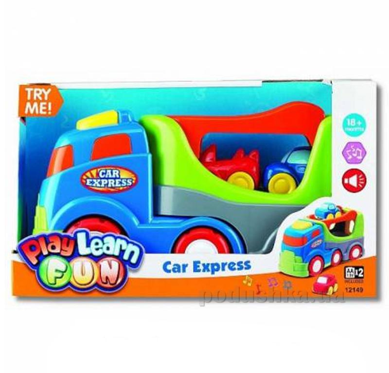 Игровой набор Keenway Автомобильный экспресс 12149   Keenway