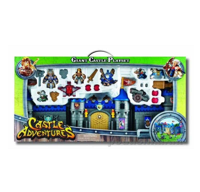 Игровой набор Keenway Большой замок приключений 10579