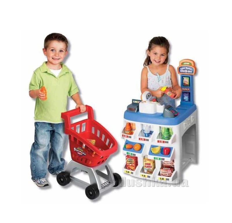 Игровой набор Keenway Супермаркет Delux 31621