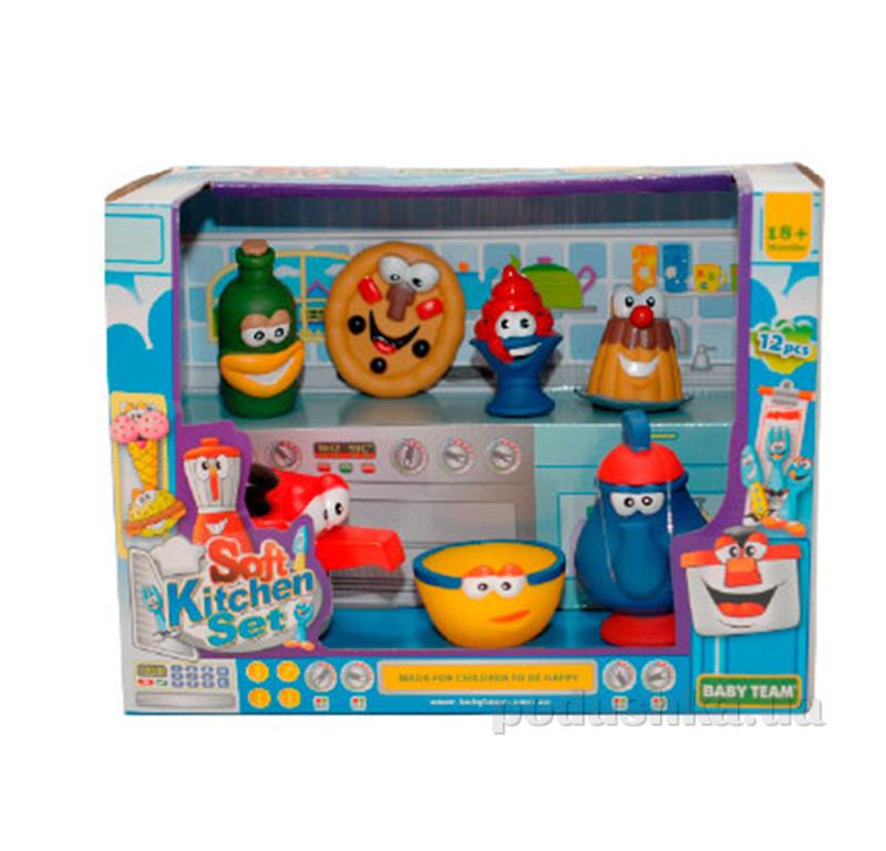 Игровой набор Кухня 7 шт. Baby Team AKT-8812