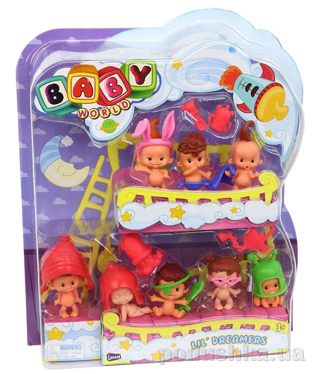 Игровой набор Lanard Baby world Маленькие фантазёры