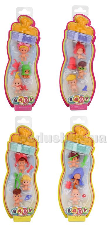 Игровой набор Lanard Baby world Малыши