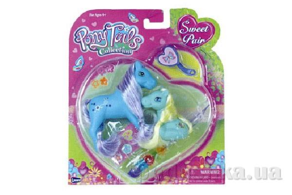 Игровой набор Lanard Пони и Бэби-пони