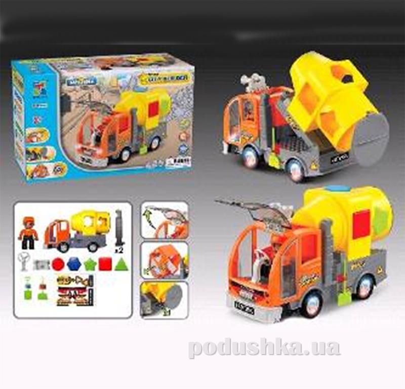Игровой набор машина с аксессуарами Bump-Go 388141TBC