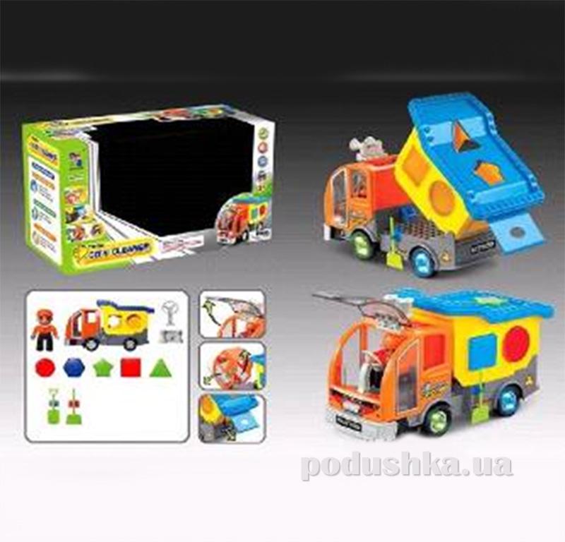 Игровой набор машина с аксессуарами Bump-Go 388146TBC