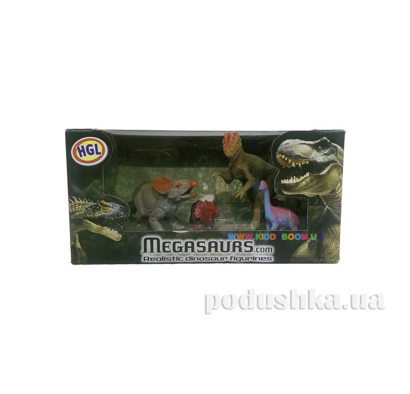 Игровой набор Мир динозавров HGL SV12180