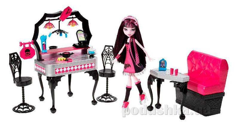 Игровой набор Monster High Ужин Дракулоры Y7719